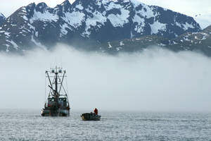 Fishing in Alaska by handphotography