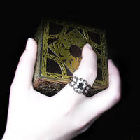 Lament Rose Ring by LadyStarrlight