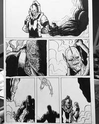 Heman talks to hordak by robnor101