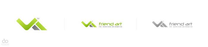 Friend art by BACEL