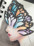 Butterflies by chronojessicapple