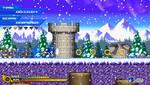 (Sonic vs Darkness TNR) Winterpeak Valley Mockup by Kainoso