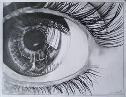 Eye by Mishice