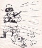 Play dead by DoodleWarfare