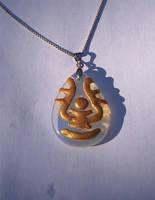 Moonstone Laputa Pendant by user-name-not-found