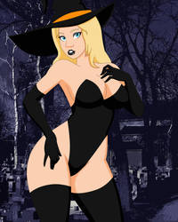 Bewitching Lizzy by PervyAngel