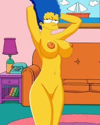 Large Marge by PervyAngel