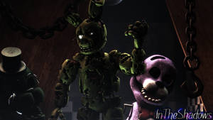 [FNAF SFM] Look At What I Have Created by InTheShadows-YT