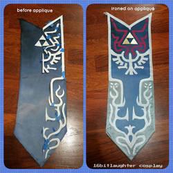 WIP Zelda tabard by GothLoliChanKaru