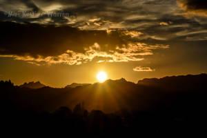 Tairua Sunset 2 by MaxK-W