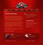 X.Music website by biocap