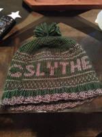 Hogwarts Hat- Slytherin by BlackRose2172