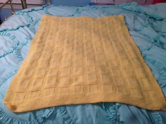 Honey Bee Baby Blanket by BlackRose2172
