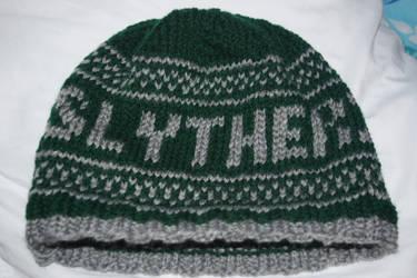 House Hat Slytherin by BlackRose2172