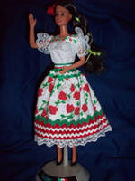 Doll stock: Mexico by pandora1921