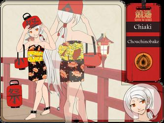 SnS - Chiaki by chiyokins