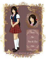 EDF: Shinmei Ruri by chiyokins