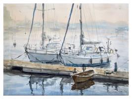 Boatzy2 by sampom