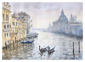 Venice by sampom