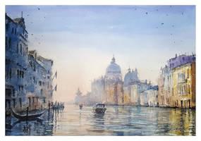 Venice Boogie by sampom