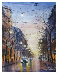 EveningLight by sampom