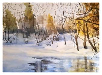 FrozenRiver by sampom