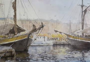 Ships by sampom