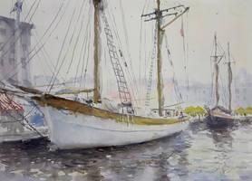 Boats by sampom