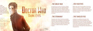 Doctor Who: Dark Eyes - Pitch Sheet by OrneryJen