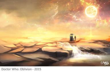 Doctor Who - Oblivion by OrneryJen