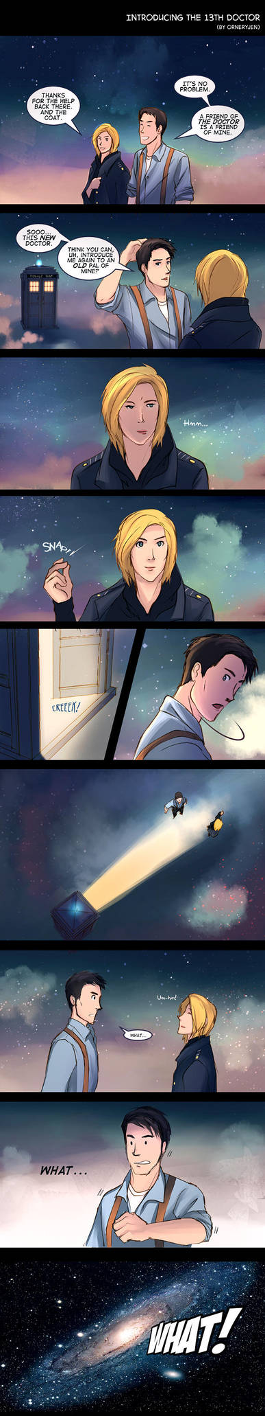 Doctor Who - Introducing... by OrneryJen