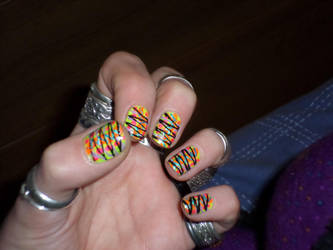 nail art by LMKcreations