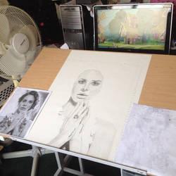 Lana Del Rey by gracelinroses