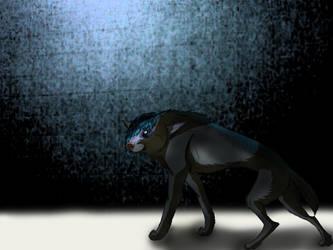 Path That You Have Chosen by wolfgaze001