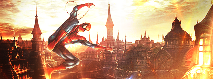 spiderman by Rusiecito