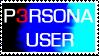 Persona User Stamp by MurdererDelacroix