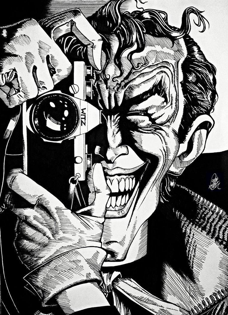 chilango - Batman: The Killing Joke