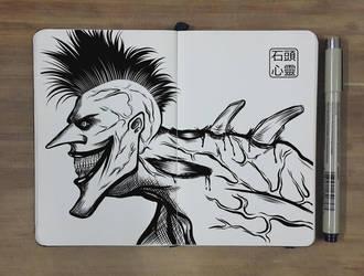 Titan Joker by Stone-Arazel-Heart