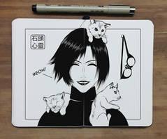 Kitty by Stone-Arazel-Heart