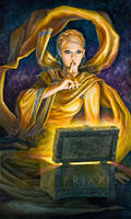 Frigg - Lady of Secrets by samflegal