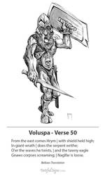 Voluspa Verse 50 - REDO by samflegal