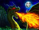 Dragon's Fury by ShizukaTW