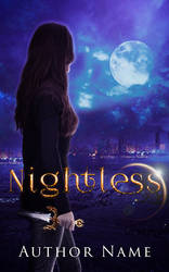 Nightless Premade Cover by Everpage