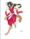 Golden Kagome - Colors by Mineshaft