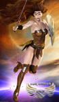 Soul Warrior by pixeluna