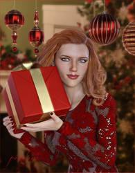 Christmas Greetings 2018 by pixeluna