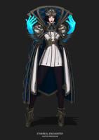 Ethereal Enchanter by AntonParadigm
