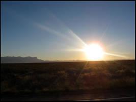 Driveby Sun Rise by mackattack23