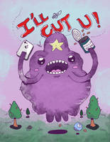 Lumpy Space Princess by jakeliven