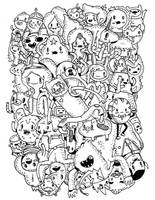 Adventure Time Mash by jakeliven